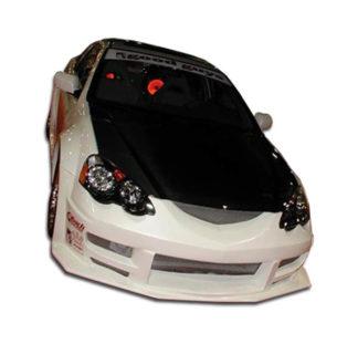 2002-2004 Acura RSX Duraflex GT300 Wide Body Kit - 8 Piece