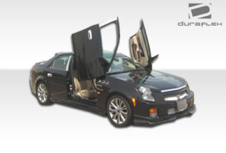 2003-2007 Cadillac CTS Duraflex Platinum Body Kit - 4 Piece