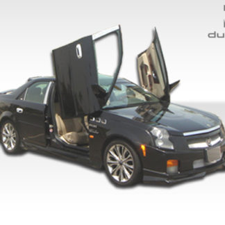 2003-2007 Cadillac CTS Duraflex Platinum Body Kit - 4 Piece