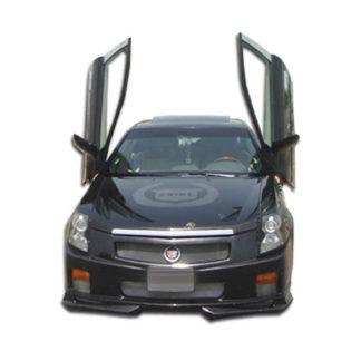 2003-2007 Cadillac CTS Duraflex Platinum Front Bumper Cover - 1 Piece