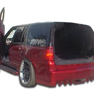 2003-2006 Lincoln Navigator Duraflex VIP Rear Bumper Cover - 1 Piece