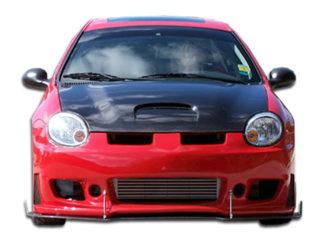 2003-2005 Dodge Neon Duraflex B-2 Front Bumper Cover - 1 Piece