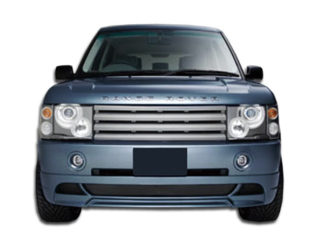 2006-2009 Land Rover Range Rover Duraflex Platinum Front Lip Under Spoiler Air Dam - 1 Piece
