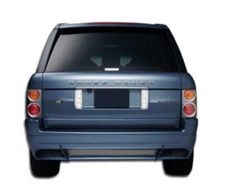 2006-2009 Land Rover Range Rover Duraflex Platinum Rear Lip Under Spoiler Air Dam - 1 Piece
