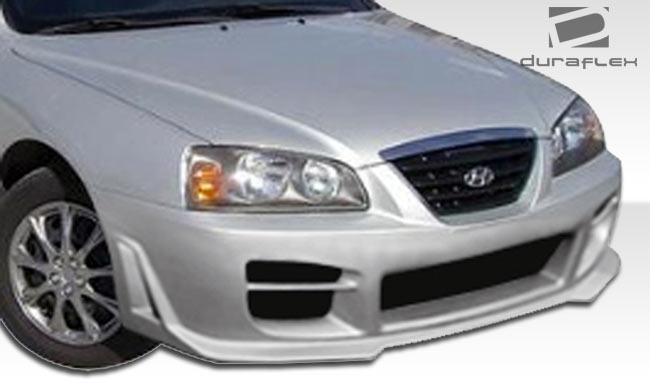 2004 2006 hyundai elantra duraflex r34 front bumper cover 1 piece overstock 2004 2006 hyundai elantra duraflex r34 front bumper cover 1 piece overstock