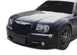 2005-2010 Chrysler 300C Duraflex Brizio Front Lip Under Spoiler Air Dam - 1 Piece