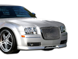 2005-2010 Chrysler 300 Couture Executive Front Lip Under Spoiler Air Dam - 1 Piece (Overstock)
