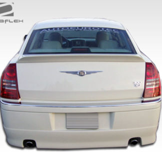 2005-2010 Chrysler 300 300C Duraflex Elegante Rear Lip Under Spoiler Air Dam - 1 Piece