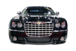 2005-2010 Chrysler 300C Duraflex Platinum Front Bumper Cover - 1 Piece