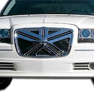 2005-2010 Chrysler 300 Duraflex VIP Front Lip Under Spoiler Air Dam - 1 Piece (Overstock)