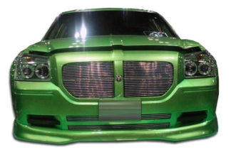 2005-2007 Dodge Magnum Duraflex VIP Front Lip Under Spoiler Air Dam (base model) - 1 Piece