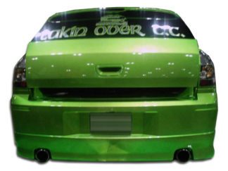2005-2008 Dodge Magnum Duraflex VIP Rear Lip Under Spoiler Air Dam (base model) - 1 Piece