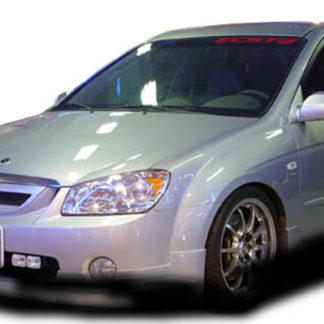 2005-2006 Kia Spectra Couture FX Front Lip Under Spoiler Air Dam - 1 Piece (Overstock)