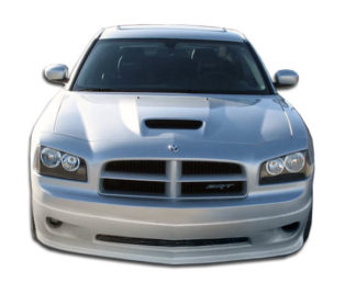 2006-2010 Dodge Charger Duraflex VIP Front Lip Under Spoiler Air Dam (base model) - 1 Piece