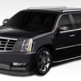 2007-2014 Cadillac Escalade Duraflex Platinum Front Lip Under Spoiler Air Dam - 1 Piece