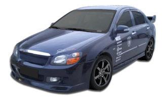 2007-2009 Kia Spectra Duraflex Edan Front Bumper Cover - 1 Piece (Overstock)