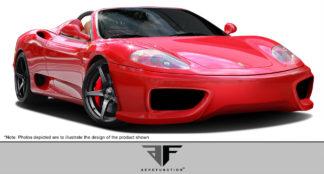1999-2004 Ferrari 360 Modena AF-1 Front Bumper Cover ( GFK ) – 1 Piece