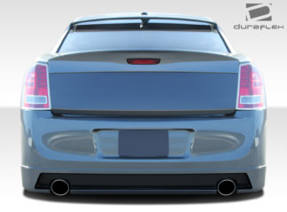 2011-2014 Chrysler 300 Duraflex Brizio Rear Bumper Cover - 1 Piece