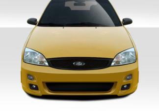 2005-2007 Ford Focus Duraflex F-Sport Front Bumper Cover - 1 Piece