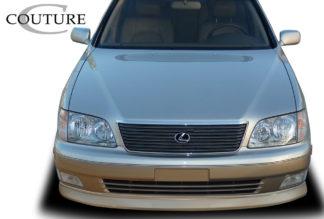 1998-2000 Lexus LS Series LS400 Couture Vortex Front Lip Under Spoiler Air Dam - 1 Piece (Overstock)