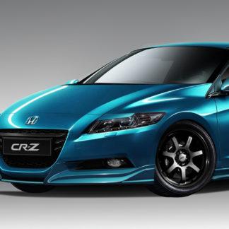 2011-2012 Honda CR-Z Duraflex C-Blaze Front Lip Spoiler - 1 Piece (Overstock)