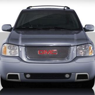 2002-2009 GMC Envoy Duraflex SS Look Front Bumper Cover - 1 Piece