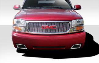 2001-2006 GMC Denali Duraflex SS Look Front Bumper Cover - 1 Piece