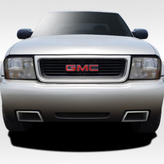 2000-2004 GMC Jimmy Sonoma Duraflex SS Look Front Bumper Cover - 1 Piece (Overstock)
