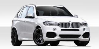 2014-2018 BMW X5 F15 Duraflex M Sport Look Body Kit - 4 Piece