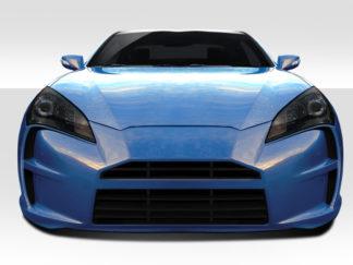 2010-2012 Hyundai Genesis Coupe 2DR Duraflex VG-R Front Bumper Cover - 1 Piece