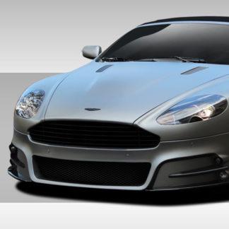 2004-2012 Aston Martin DB9 DBS Eros Version 1 Front Bumper Cover - 1 Piece