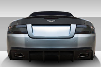2004-2012 Aston Martin DB9 DBS Eros Version 1 Rear Bumper Cover - 1 Piece