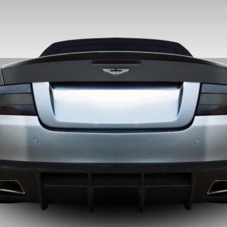 2004-2012 Aston Martin DB9 DBS Eros Version 1 Rear Bumper Cover - 1 Piece