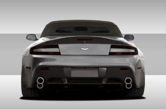 2006-2017 Aston Martin Vantage Eros Version 1 Rear Bumper Cover - 1 Piece