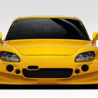 2000-2009 Honda S2000 Duraflex SP-N Front Bumper Cover - 4 Piece