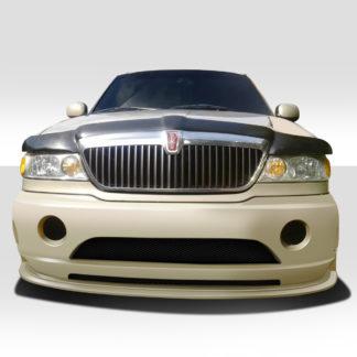 1998-2002 Lincoln Navigator Duraflex BT-1 Front Bumper Cover - 1 Piece (Overstock)