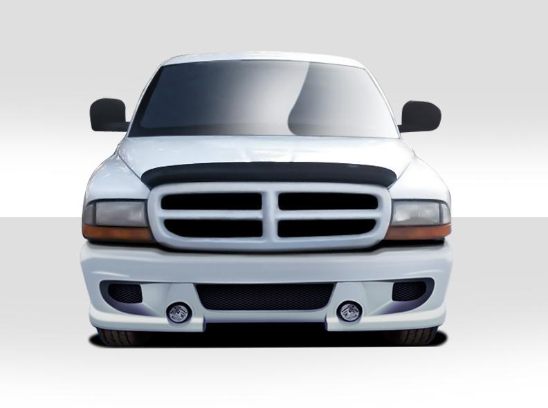 Front BUMPER COVER Primed for 2001-2004 Dodge Dodge Dakota 2001-2002 Dodge Durango
