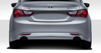 2011-2013 Hyundai Sonata Duraflex Racer Rear Lip Under Air Dam Spoiler - 1 Piece