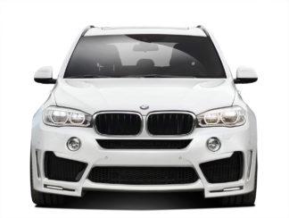 2014-2018 BMW X5 F15 Urethane AF-1 Wide Body Front Bumper Cover ( PUR-RIM )- 1 Piece