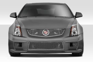 2009-2013 Cadillac CTS-V Duraflex G2 Front Splitter - 3 Piece