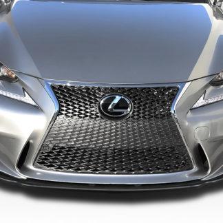 2014-2015 Lexus IS Series IS350 IS250 Duraflex AM Design Front Lip Spoiler - 1 Piece ( F Sport Models only)