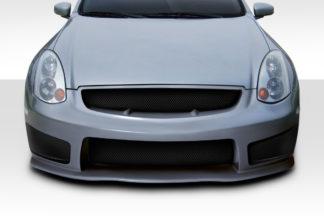 2003-2007 Infiniti G Coupe G35 Duraflex C-Spec Front Bumper - 1 Piece