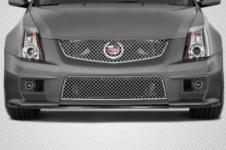 2009-2013 Cadillac CTS-V Carbon Creations G2 Front Splitter - 3 Piece