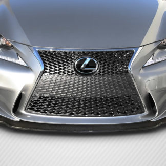 2014-2015 Lexus IS Series IS350 IS250 Carbon Creations AM Design Front Lip Spoiler - 1 Piece ( F Sport Models only)