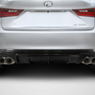 2014-2015 Lexus IS Series IS350 IS250 Carbon Creations AM Design Style Rear Diffuser - 1 Piece ( F Sport Models only)