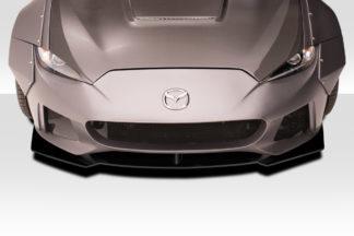 2016-2019 Mazda Miata Duraflex Circuit Front Lip - 1 Piece