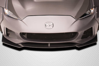 2016-2019 Mazda Miata Carbon Creations Circuit Front Lip - 1 Piece
