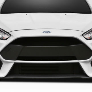 2016-2018 Ford Focus Duraflex RS Look Front Bumper -1 Piece