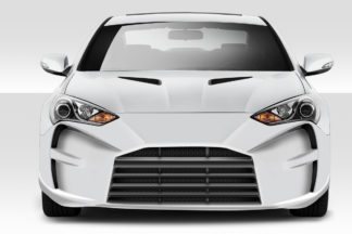2013-2015 Hyundai Genesis Coupe 2DR Duraflex VG-R Front Bumper - 1 Piece