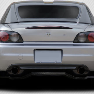 2000-2009 Honda S2000 Carbon Creations VT Rear Diffuser - 1 Piece